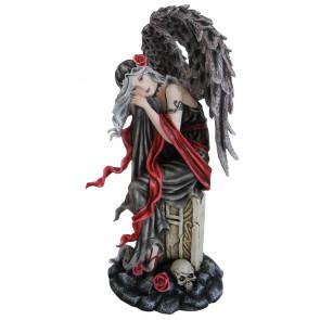 Boutique vente figurine motif ange gothique NP620W