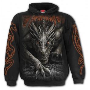 Majestic draco - Sweat shirt dragon
