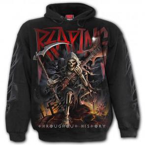 Reaping tour - Sweat shirt rock heavy metal - Homme