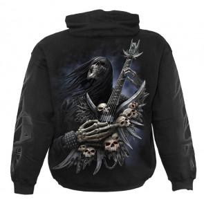 Boutique vetement sweat rock goth metal