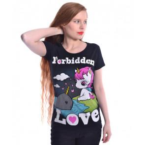 Forbidden love - T-shirt femme - Cupcake Cult