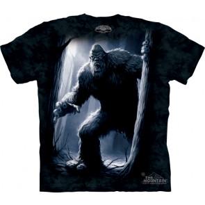 tee shirt imprimé bigfoot