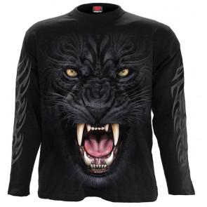 Tribal panther - T-shirt homme - Panthère noire