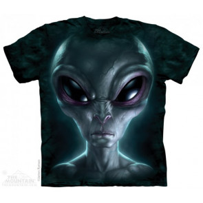 Grey alien - T-shirt enfant - The Mountain