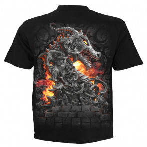 Keeper of the fortress - T-shirt - Spiral - Manches courtes
