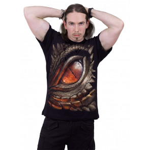 Dragon eye - T-shirt - Spiral - Manches courtes