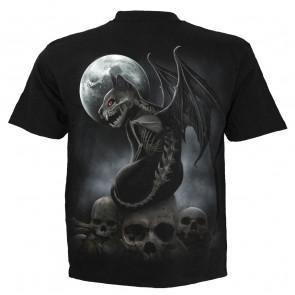Vamp cat - T-shirt chat vampire - Homme - Spiral