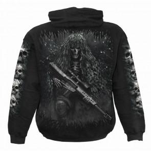 Tactical reaper - Sweat shirt dark - Spiral - Homme