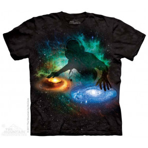 Galaxy DJ - Tee-shirt homme - The Mountain