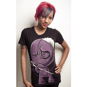 Stitch me up - T-shirt femme gothique - Akumu Ink