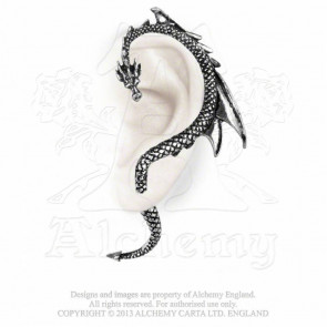 Dragon 's lure - Contour oreille gauche - Alchemy Gothic