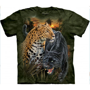 2 jaguars félins - Tee-shirt - The Mountain
