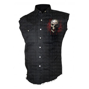 Game over chemise sans manches