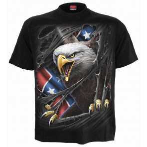 Rebel eagle - T-shirt homme aigle rapace