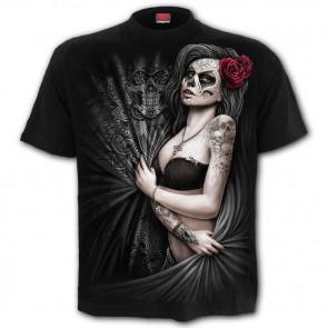 Dead love - T-shirt gothic romantic - Spiral