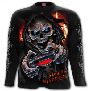 Respawn - T-shirt squelette PGM - Manches longues