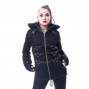 boutique vent veste rock gothic manteau femme