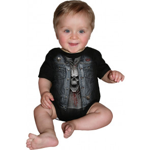 boutique vente body bébé rock metal vetement enfant spiral boutique france