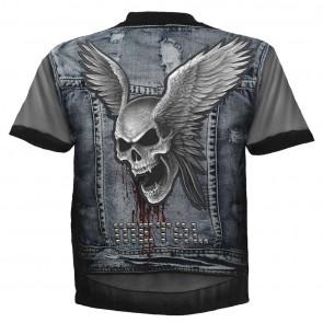 Trash metal - T-shirt homme - Rock