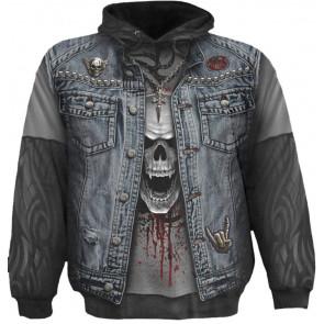 Trash metal - Sweat shirt - Homme