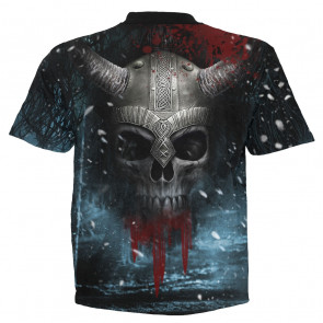 Viking wrap - T-shirt homme fantasy - Spiral