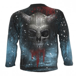 Viking wrap - T-shirt homme manches longues - Spiral