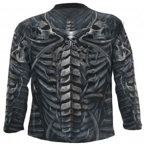 Skull armor - Tee-shirt homme - Dark fantasy - Manches longues