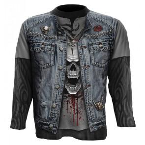 boutique t-shirts rock trash metal