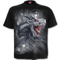 Spiral Dragons Cry Sweat /à Capuche Noir