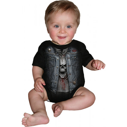 4098e18453ca8 boutique vente body bébé rock metal vetement enfant spiral boutique france