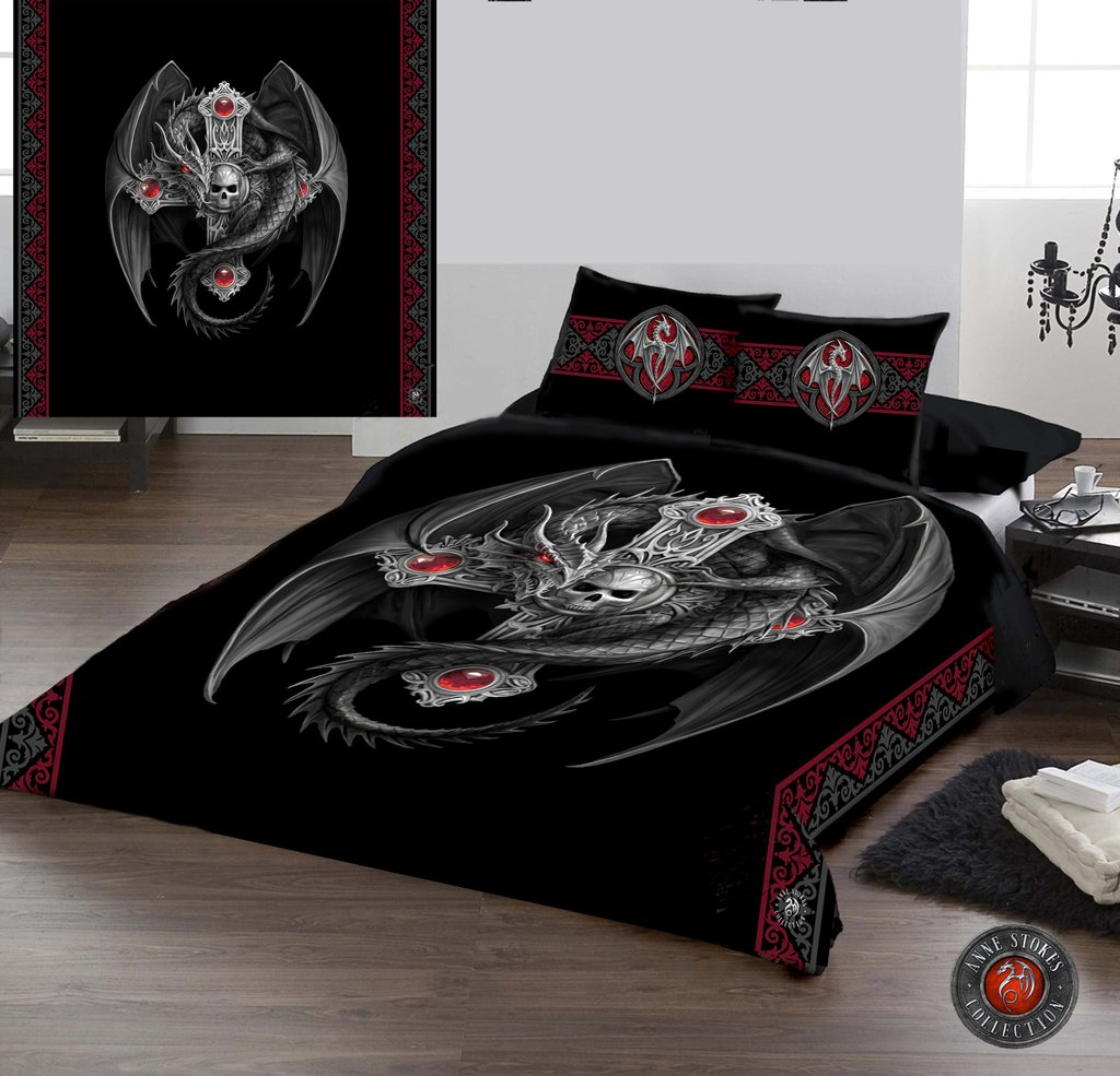 awesome housse de couette rock ideas. Black Bedroom Furniture Sets. Home Design Ideas